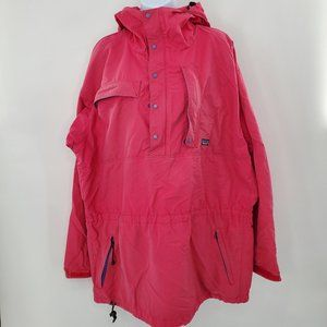 Patagonia WOMEN'S Jacket LARGE Pink